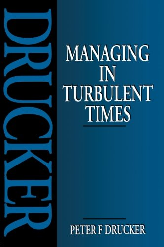 9780750617031: Managing in Turbulent Times