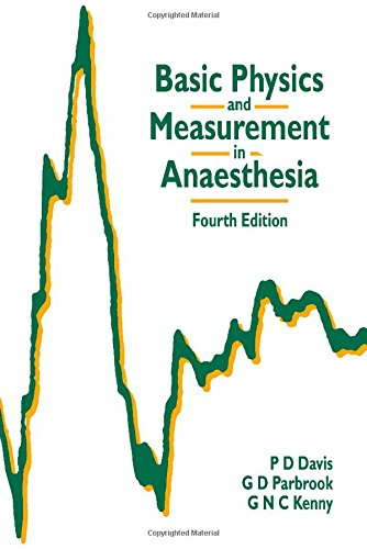 9780750617130: Basic Physics and Measurement in Anaesthesia, 4e