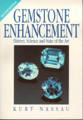 9780750617970: Gemstone Enhancement, Second Edition
