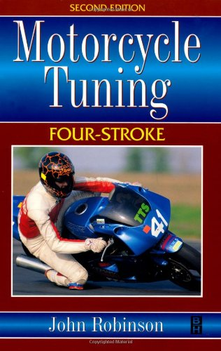 9780750618052: Motorcycle Tuning - 4 Stroke: Four Stroke