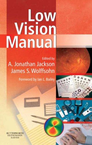 9780750618151: Low Vision Manual, 1e