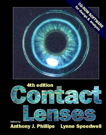 9780750618199: Contact Lenses with CD-ROM, 4e