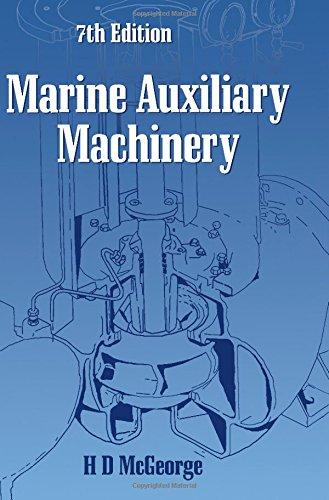 9780750618434: Marine Auxiliary Machinery