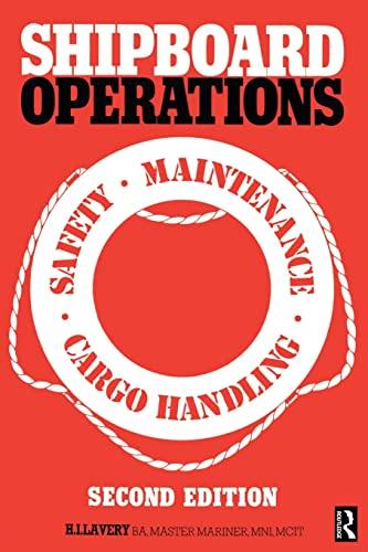 9780750618571: Shipboard Operations