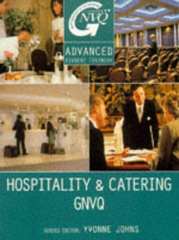 9780750619431: Hospitality and Catering GNVQ Advanced Textbook (Butterworth-Heinemann GNVQ)