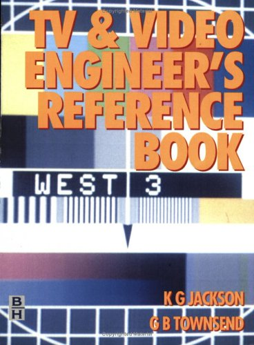 9780750619530: TV & Video Engineer's Reference Book