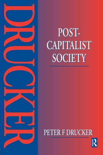 9780750620253: Post-Capitalist Society