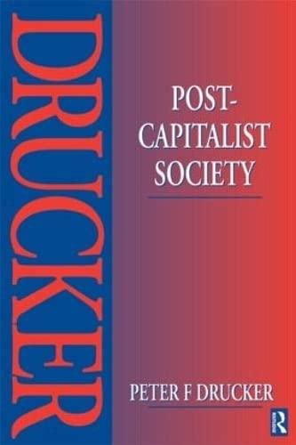 9780750620253: Post-Capitalist Society