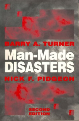 9780750620871: Man-Made Disasters, Second Edition