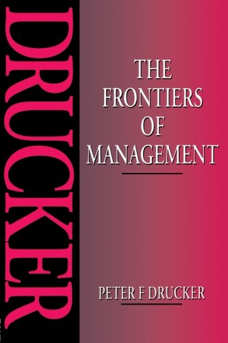 9780750621823: The Frontiers of Management