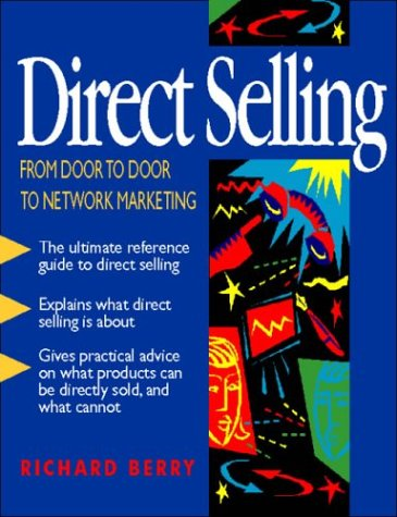 9780750622356: Direct Selling: From Door to Door to Network Marketing