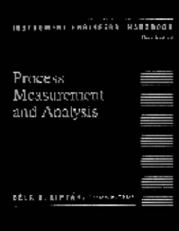 9780750622547: Instrument Engineers' Handbook: Process Measurement and Analysis v.1: Process Measurement and Analysis Vol 1