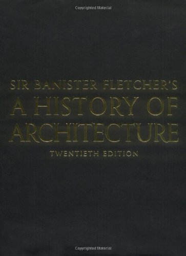 9780750622677: Sir Banister Fletcher's A History of Architecture. ( Twentieth Edition )