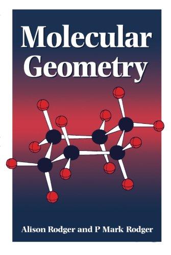 9780750622950: Molecular Geometry