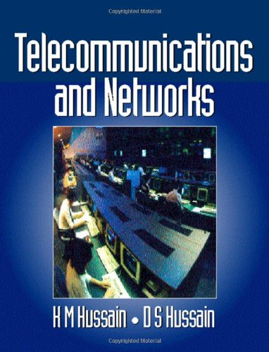 9780750623391: Telecommunications and Networks