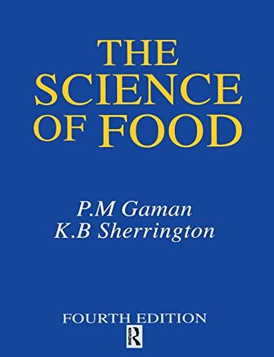 9780750623735: Science of Food
