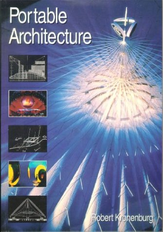 9780750623889: Portable Architecture (Butterworth Architecture New Technology)