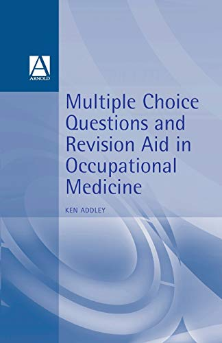9780750623940: MCQs and Revision Aid in Occupational Medicine