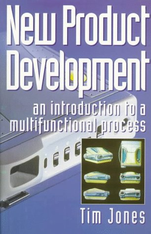9780750624275: New Product Development: An introduction to a multi-functional process