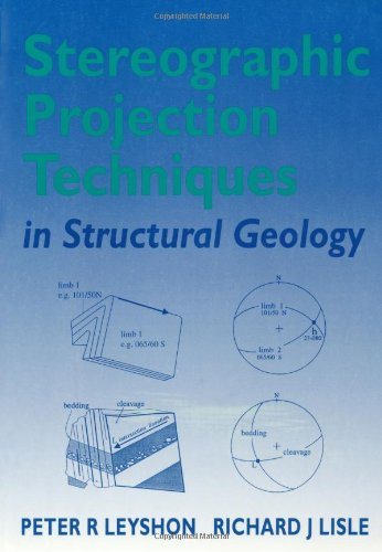 9780750624503: Stereographic Projection Techniques in Structural Geology