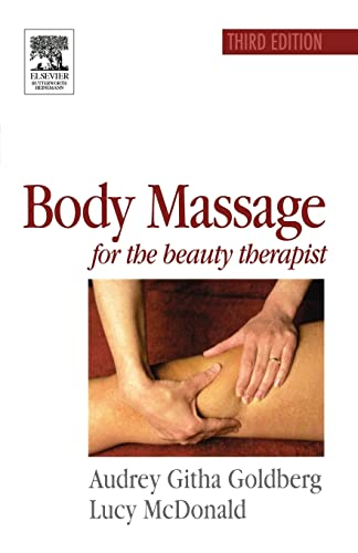 9780750624534: Body Massage for the Beauty Therapist
