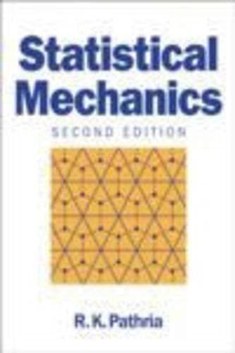 9780750624695: Statistical Mechanics