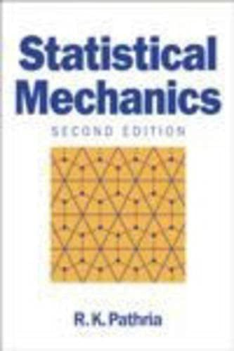 9780750624695: Statistical Mechanics
