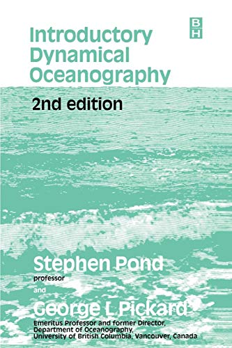 9780750624961: Introductory Dynamical Oceanography, Second Edition