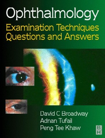 9780750625005: Ophthalmology Examination Techniques: Questions and Answers