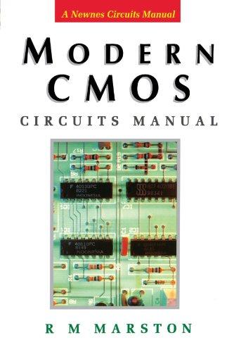 9780750625654: Modern CMOS Circuits Manual (Circuit Manuals)