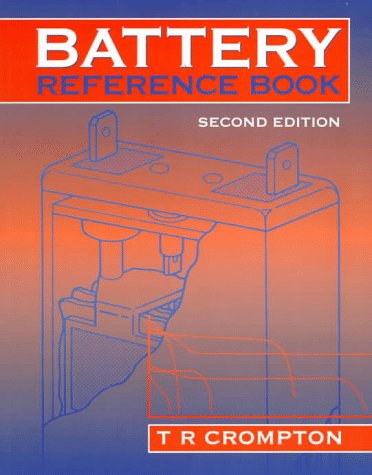 9780750625678: Battery Reference Book