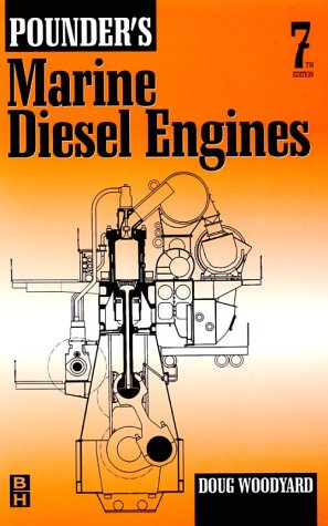 9780750625838: Pounder's Marine Diesel Engines, Seventh Edition