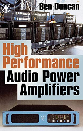 9780750626293: High Performance Audio Power Amplifiers