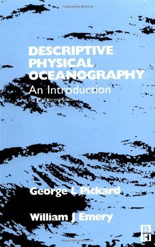9780750627597: Descriptive Physical Oceanography, Fifth Edition