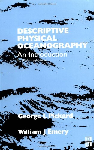 9780750627597: Descriptive Physical Oceanography: An Introduction