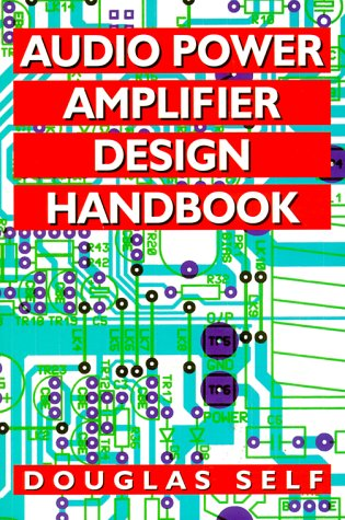 9780750627887: Audio Power Amplifier Design Handbook