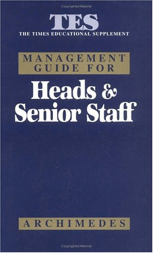 TES Management Guide for Heads and Senior: Archimedes