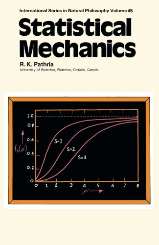 9780750628112: Statistical Mechanics