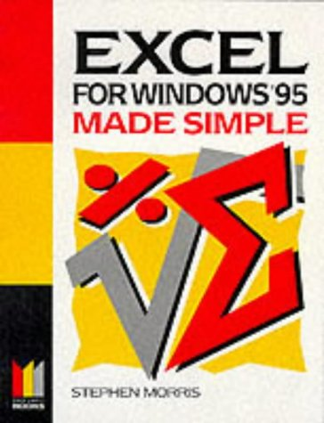 9780750628167: Excel for Windows 95 Made Simple (Made Simple Computer Books)