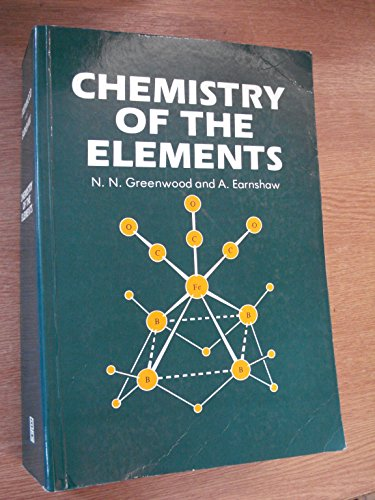 9780750628327: Chemistry of the Elements