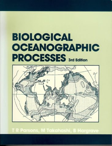 9780750628600: Biological Oceanographic Processes