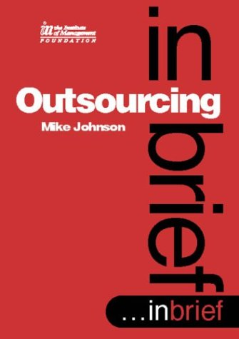 9780750628761: Outsourcing in Brief