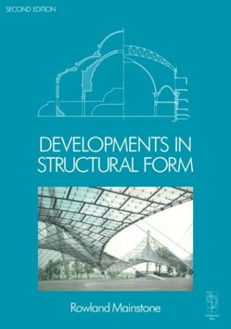 9780750628938: DEVELOPMENTS IN STRUCTURAL FORM