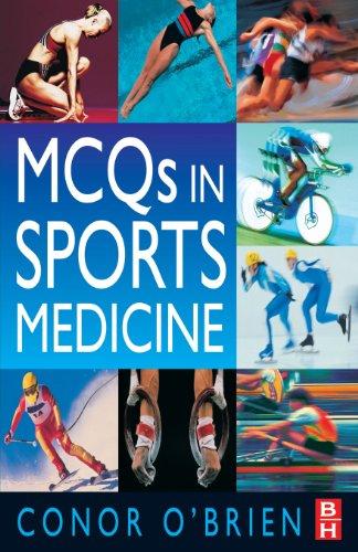 9780750629492: MCQ's in Sports Medicine, 5e