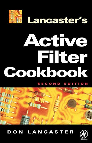 9780750629867: Active Filter Cookbook, Second Edition