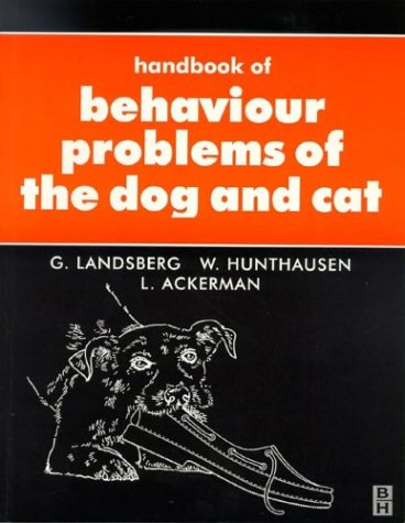 9780750630603: Handbook of Behavioural Problems of the Dog and Cat