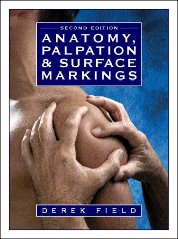 9780750631433: Anatomy: Palpation and Surface Markings
