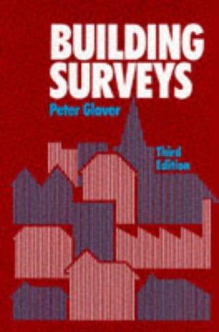9780750632188: Buildings Surveys, Third Edition