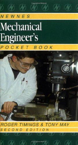 9780750632621: Newnes Mechanical Engineer's Pocket Book (Newnes Pocket Books)