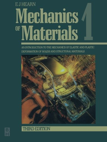 9780750632652: Mechanics of Materials Volume 1, Third Edition: An Introduction to the Mechanics of Elastic and Plastic Deformation of Solids and Structural Materials (v. 1)